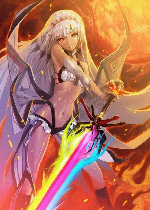 【Fate/Grand Order】アルテラのエロ画像 【28】