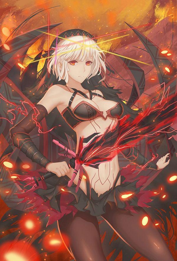 【Fate/Grand Order】アルテラのエロ画像 【34】