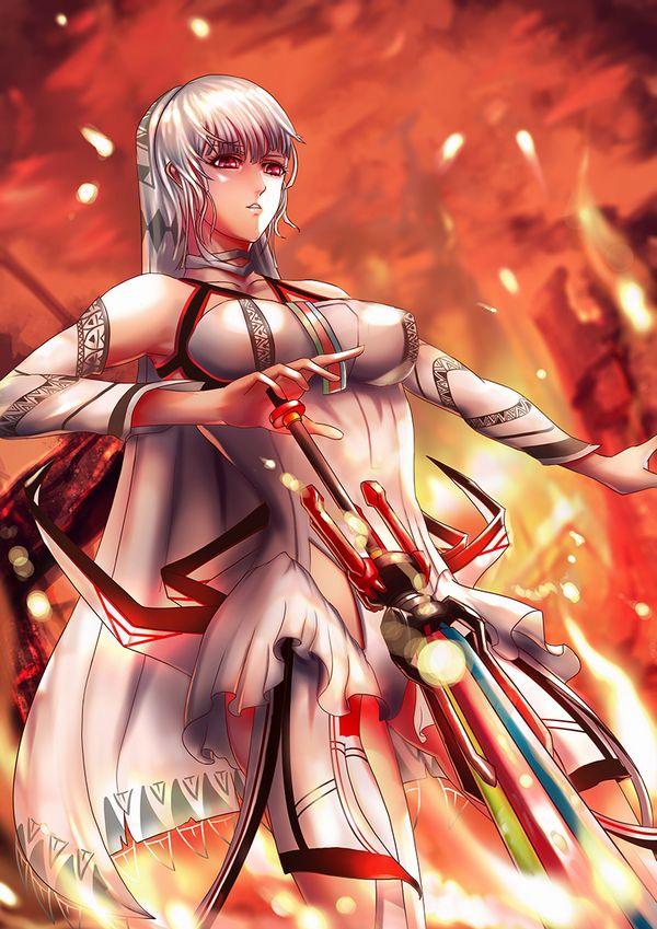 【Fate/Grand Order】アルテラのエロ画像 【37】