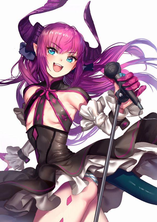 【Fate/Grand Order】エリザベート・バートリーのエロ画像 【6】