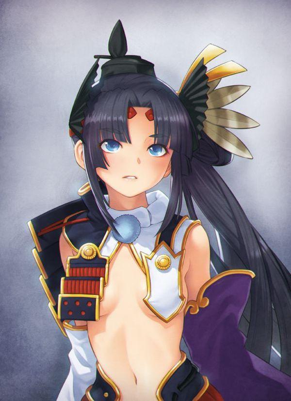 【Fate/Grand Order】牛若丸(うしわかまる)のエロ画像 【29】
