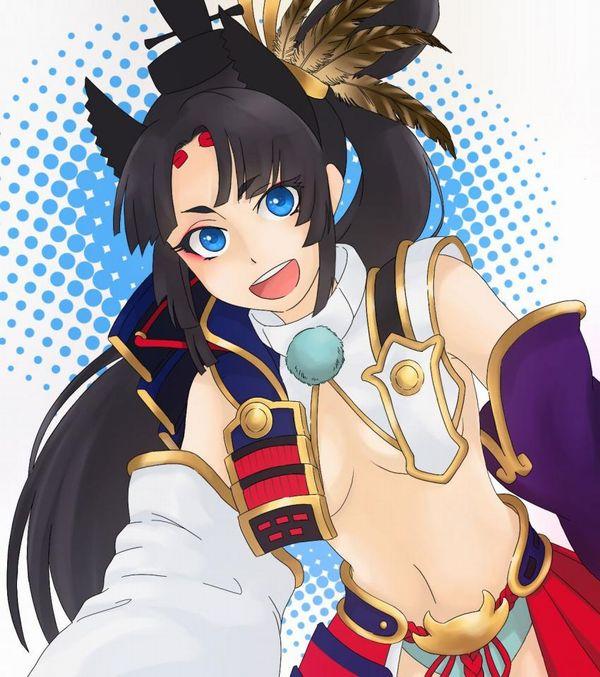 【Fate/Grand Order】牛若丸(うしわかまる)のエロ画像 【38】