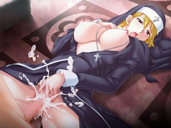 【あれ?】修道女(シスター)の二次エロ画像【処女じゃないよね?】 【18】