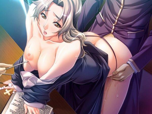 【あれ?】修道女(シスター)の二次エロ画像【処女じゃないよね?】 【32】