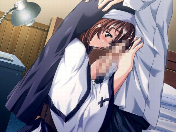 【あれ?】修道女(シスター)の二次エロ画像【処女じゃないよね?】 【34】