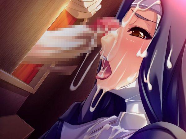 【あれ?】修道女(シスター)の二次エロ画像【処女じゃないよね?】 【39】