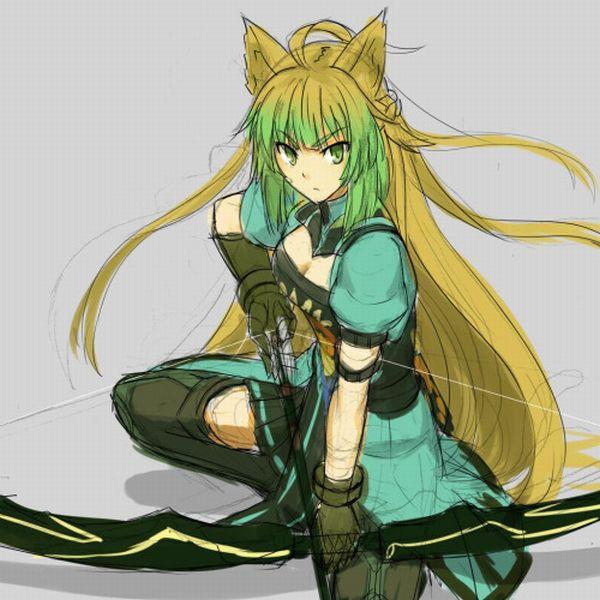 【Fate/Grand Order】アタランテのエロ画像【7】