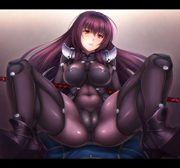 【Fate/Grand Order】スカサハのエロ画像