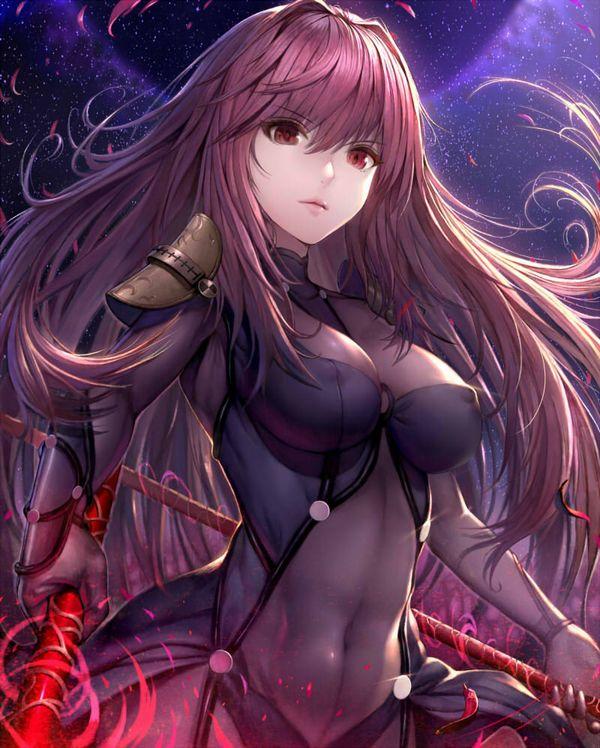 【Fate/Grand Order】スカサハのエロ画像【6】