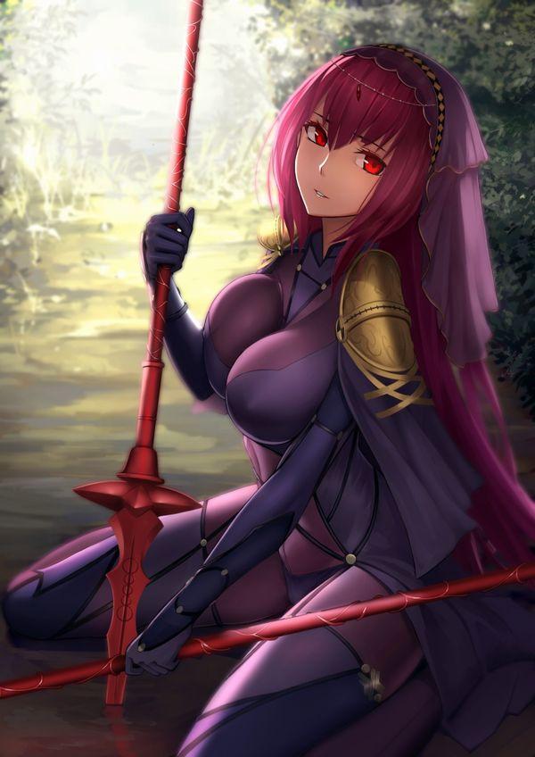 【Fate/Grand Order】スカサハのエロ画像【24】
