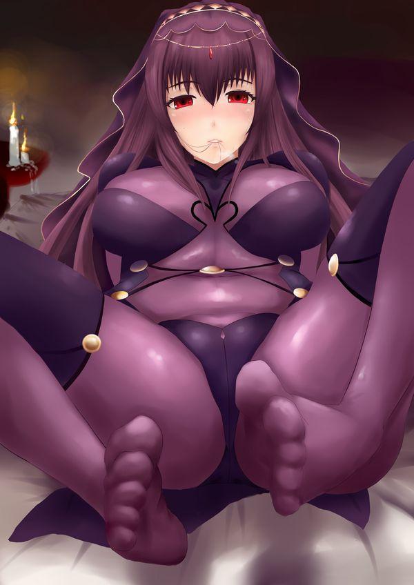 【Fate/Grand Order】スカサハのエロ画像【28】