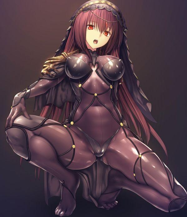 【Fate/Grand Order】スカサハのエロ画像【37】