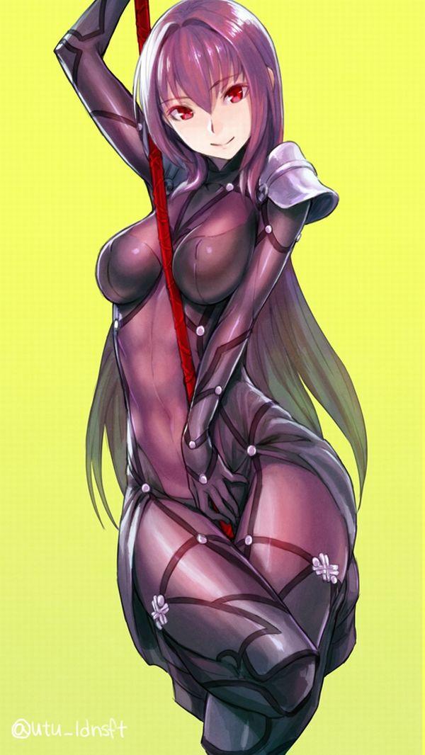 【Fate/Grand Order】スカサハのエロ画像【46】