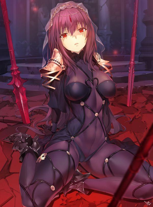 【Fate/Grand Order】スカサハのエロ画像【49】