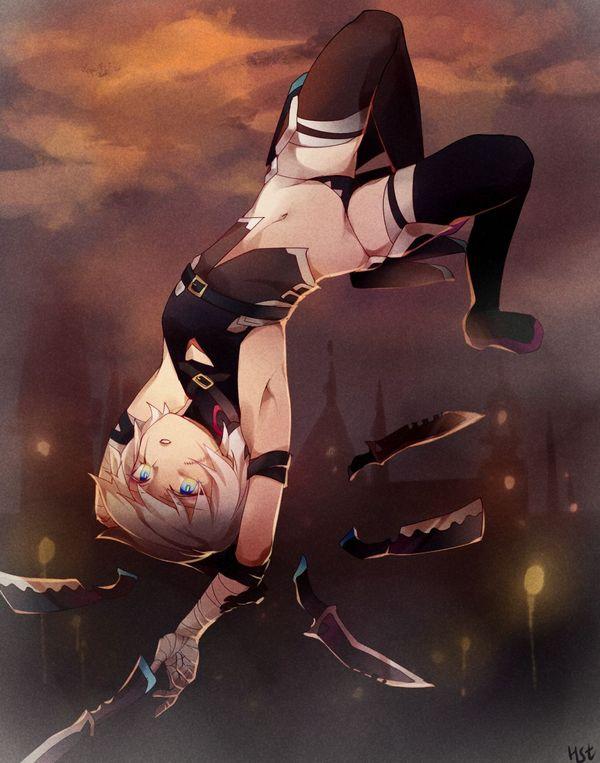 【Fate/Grand Order】ジャック・ザ・リッパーのエロ画像【20】