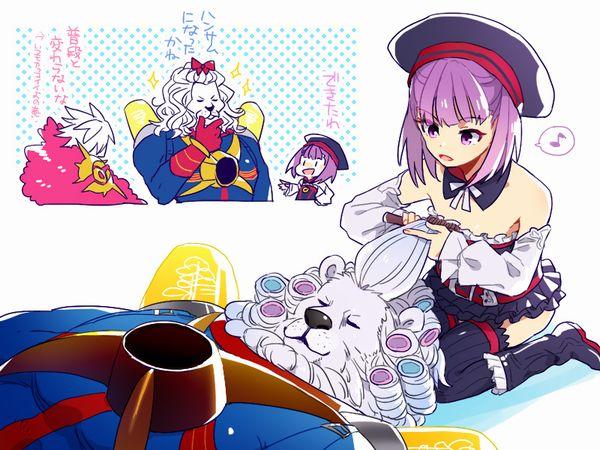 【Fate/Grand Order】エレナ・ブラヴァツキーのエロ画像【48】