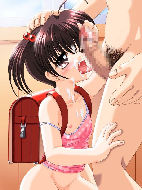 【淫行教師】学校の先生とセックスしてる少女達の二次エロ画像【22】