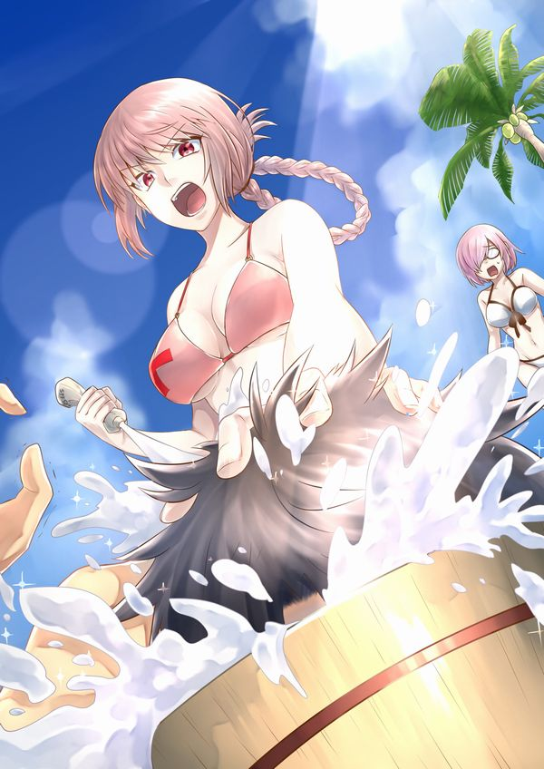 【Fate/Grand Order】ナイチンゲールのエロ画像 【50】