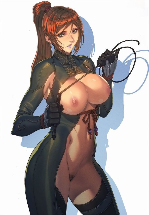【リアル寄り】陰毛が生えてるムチムチ体型女子の二次エロ画像 【38】