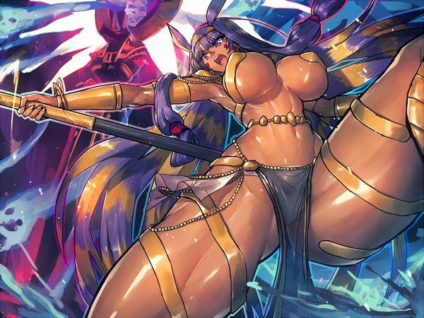 【Fate/Grand Order】ニトクリスのエロ画像 【2】
