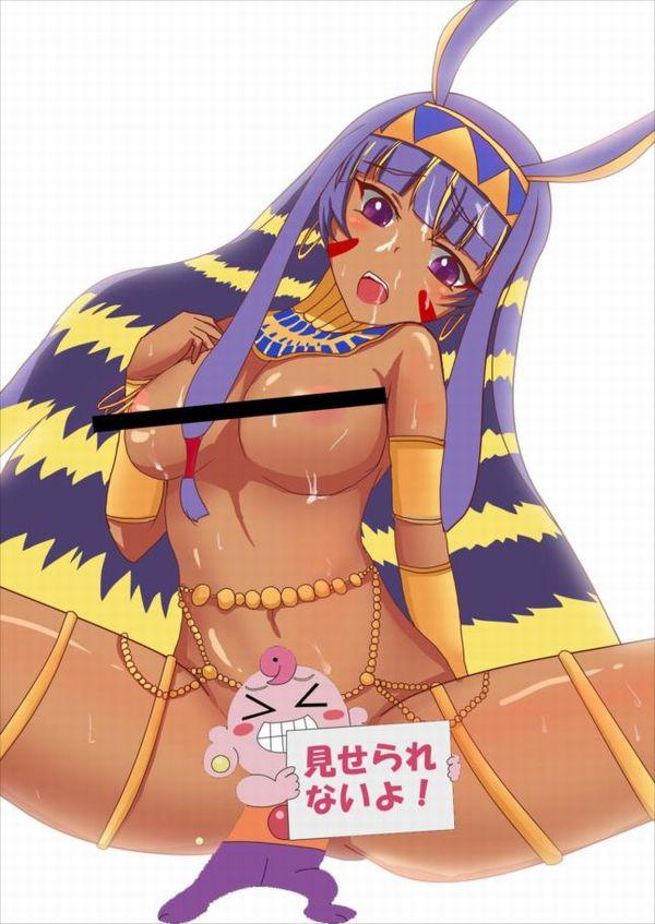 【Fate/Grand Order】ニトクリスのエロ画像 【15】