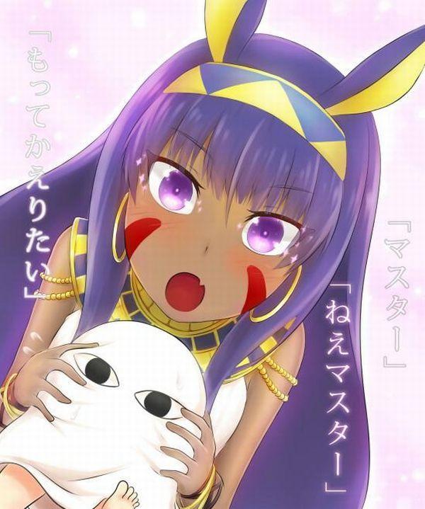【Fate/Grand Order】ニトクリスのエロ画像 【26】