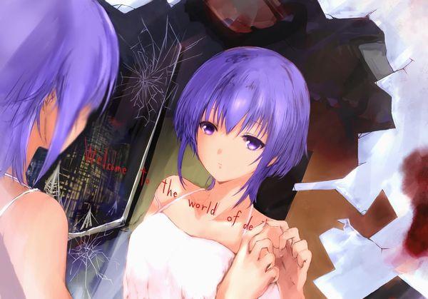 【Fate/Grand Order】静謐のハサン(せいひつのはさん)のエロ画像 【15】