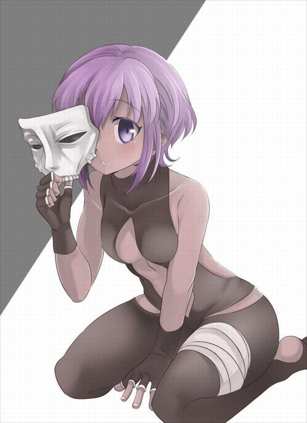 【Fate/Grand Order】静謐のハサン(せいひつのはさん)のエロ画像 【37】