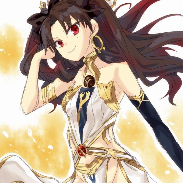 【Fate/Grand Order】イシュタル(遠坂凛)のエロ画像 【10】