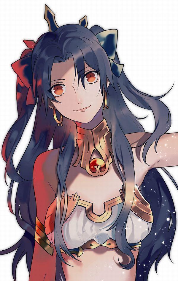 【Fate/Grand Order】イシュタル(遠坂凛)のエロ画像 【13】