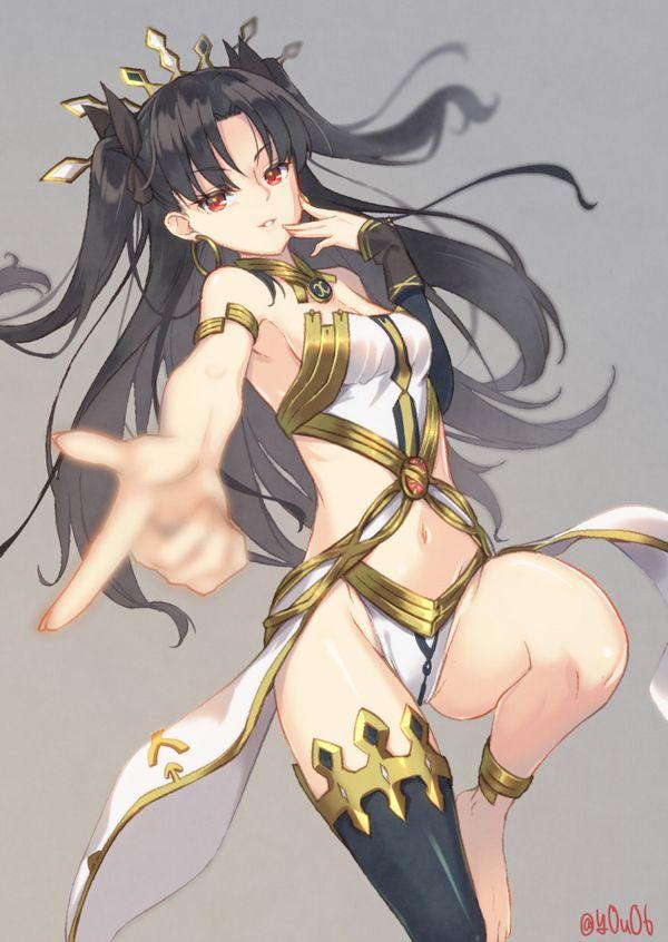 【Fate/Grand Order】イシュタル(遠坂凛)のエロ画像 【14】