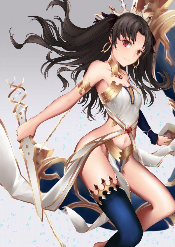【Fate/Grand Order】イシュタル(遠坂凛)のエロ画像 【19】