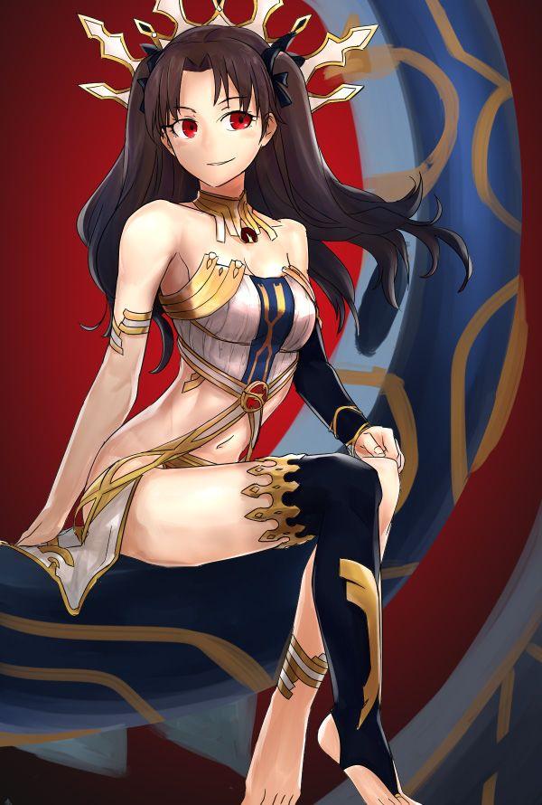 【Fate/Grand Order】イシュタル(遠坂凛)のエロ画像 【40】