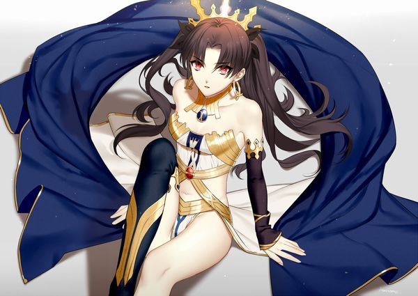 【Fate/Grand Order】イシュタル(遠坂凛)のエロ画像 【47】
