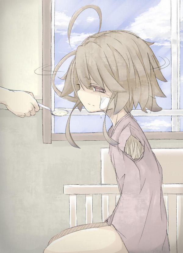 【梶原修人】碧腕な欠損少女の二次画像【愚地克己】 【35】
