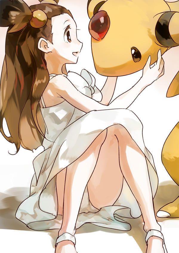 【ポケットモンスター】ミカンのエロ画像【ポケモン】 【15】