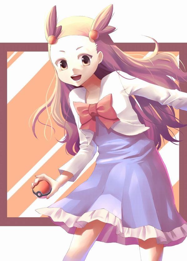 【ポケットモンスター】ミカンのエロ画像【ポケモン】 【42】