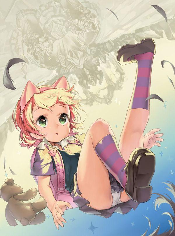 【やっぱ赤よ】昭和世代から見ると何か違和感を感じるランドセル少女の二次エロ画像 【6】