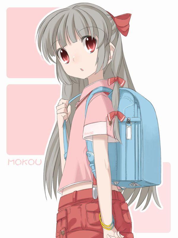 【やっぱ赤よ】昭和世代から見ると何か違和感を感じるランドセル少女の二次エロ画像 【38】