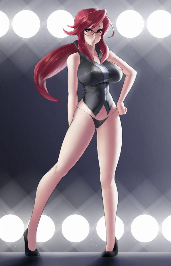 【ポケモン】カンナのエロ画像【ポケットモンスター赤緑】 【11】