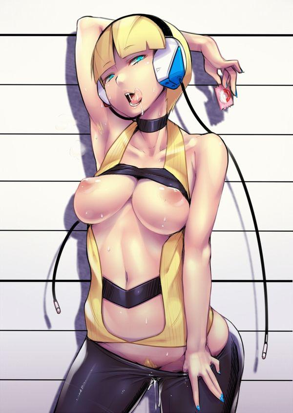 【ポケモン】カミツレ(金髪Ver)のエロ画像【ポケットモンスターBW】 【20】