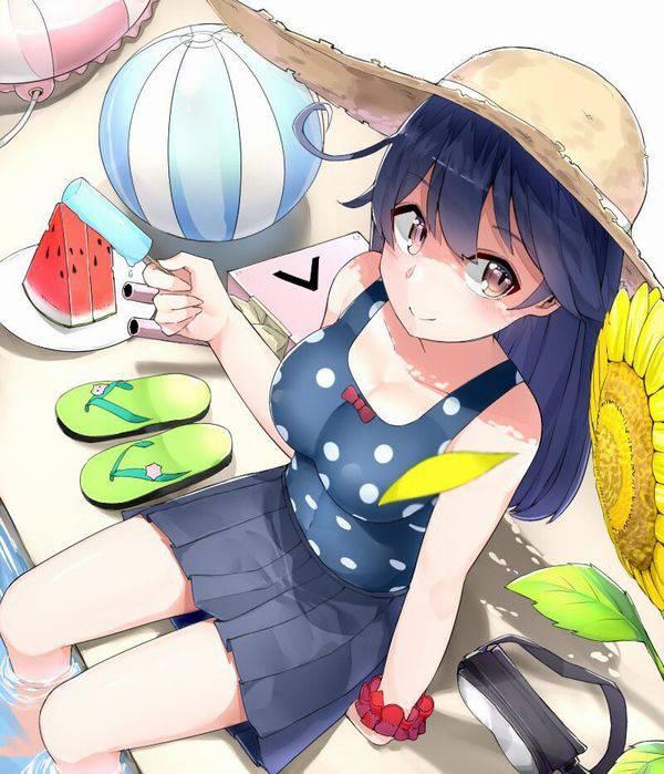 【夏よ来い】ソーダアイス食べてる美少女達の二次エロ画像【21】