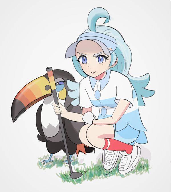 【ポケモンSM】カヒリのエロ画像【ポケットモンスター サン・ムーン】【8】