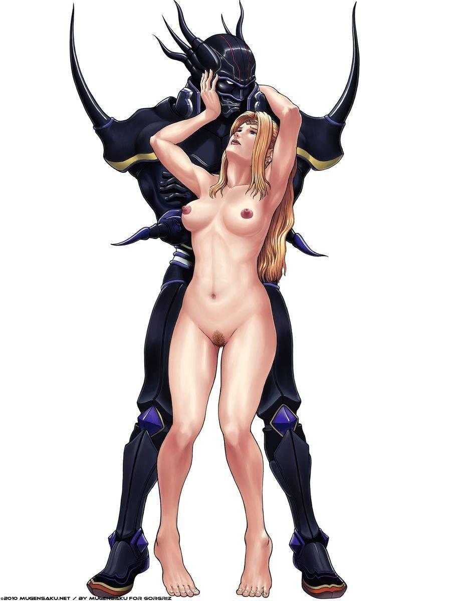 【FF4】ローザ・ファレルのエロ画像【ファイナルファンタジーⅣ】【13】