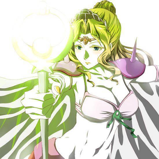 【FF4】ローザ・ファレルのエロ画像【ファイナルファンタジーⅣ】【34】