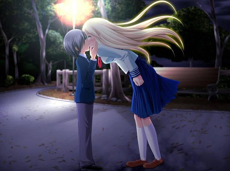 【若気の至り】街中でキスしてる恥知らずなカップル達の二次画像【4】