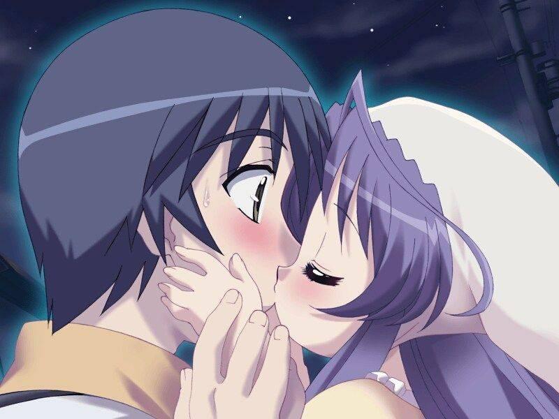 【若気の至り】街中でキスしてる恥知らずなカップル達の二次画像【13】