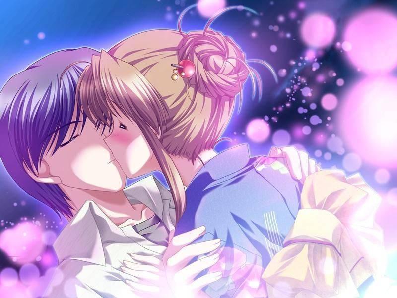 【若気の至り】街中でキスしてる恥知らずなカップル達の二次画像【14】