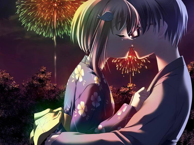 【若気の至り】街中でキスしてる恥知らずなカップル達の二次画像【16】