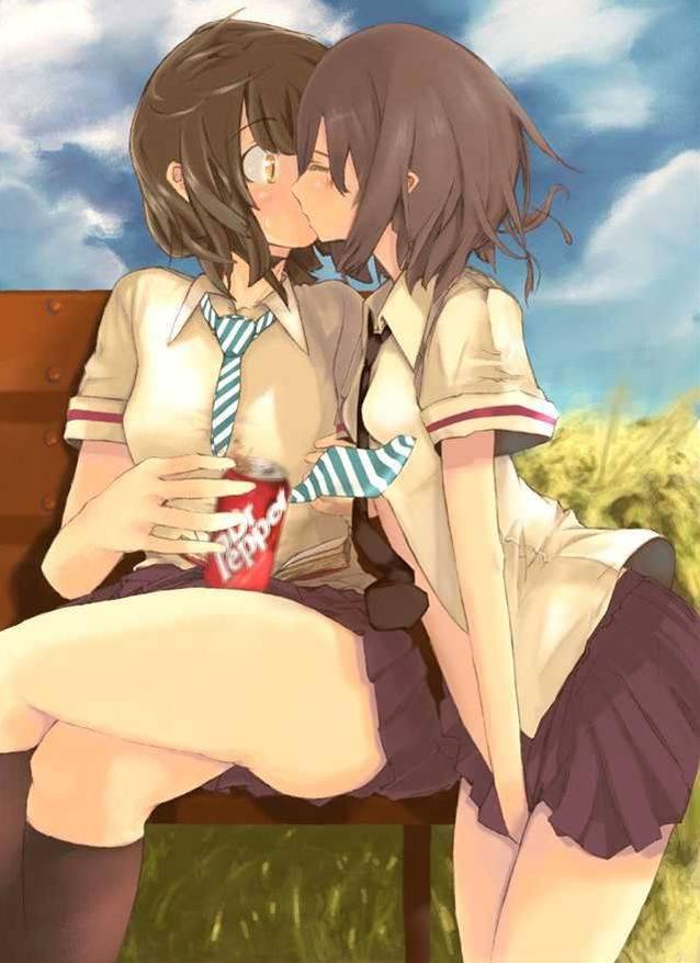 【若気の至り】街中でキスしてる恥知らずなカップル達の二次画像【25】